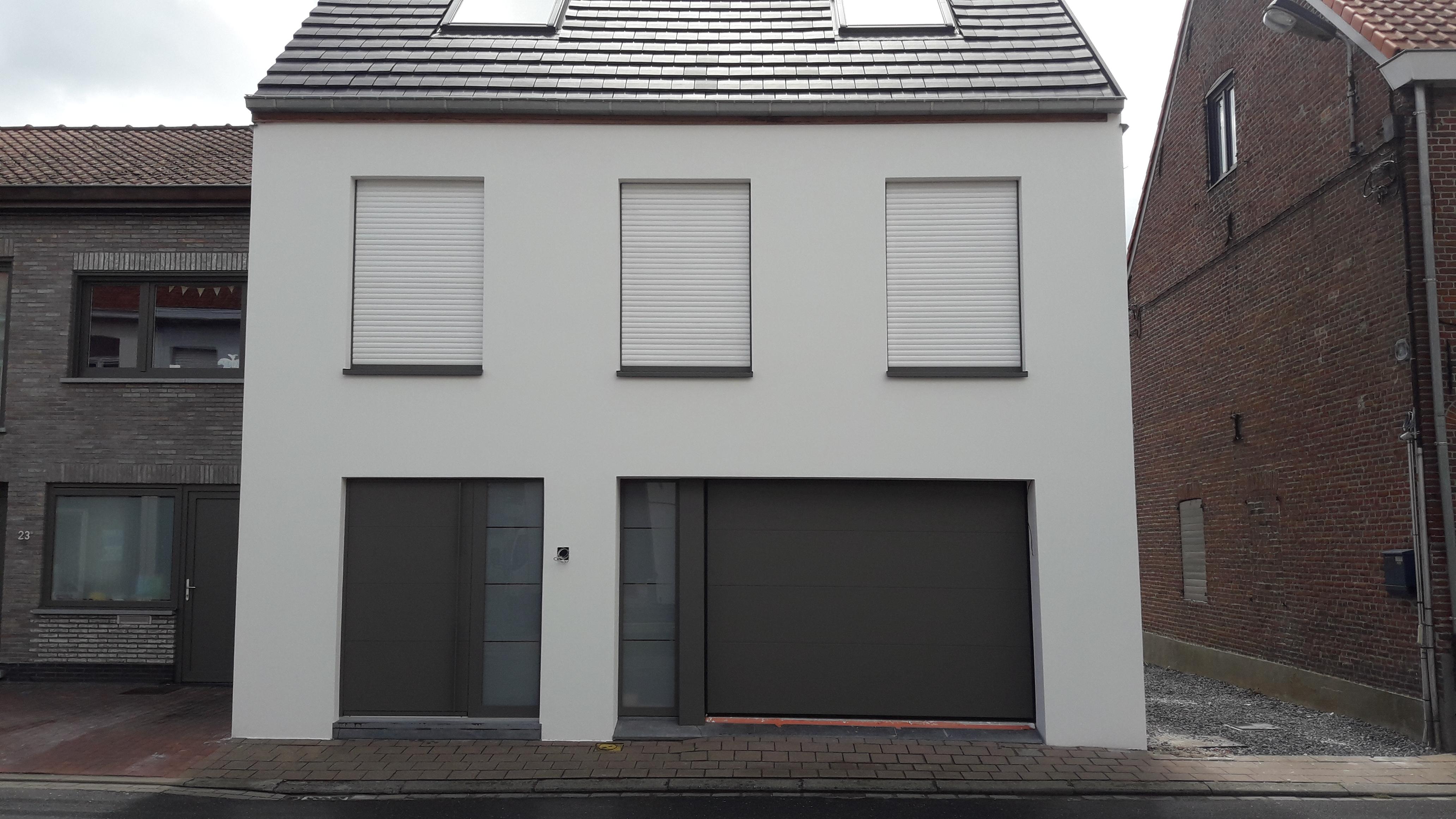 Renovatie woning in Wielsbeke